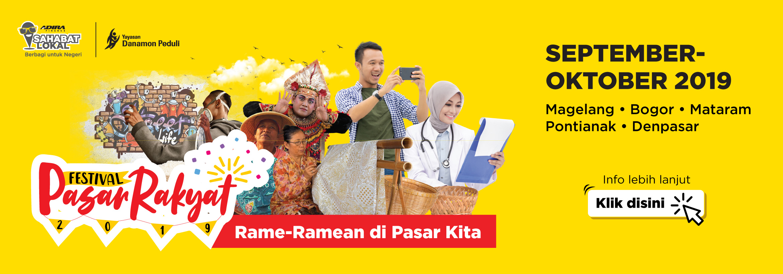 Festival Pasar Rakyat Magelang