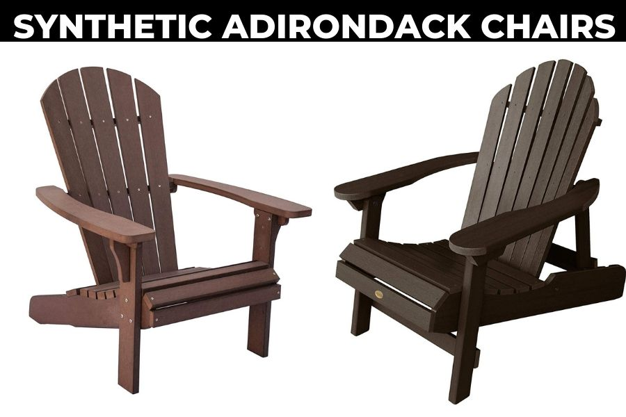 Synthetic Adirondack Chairs