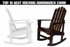 Adirondack Rocking Chair