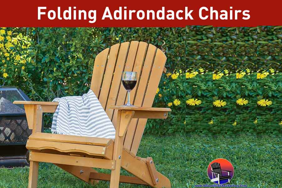 best folding Adirondack chairs