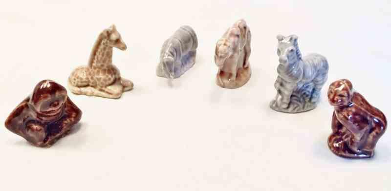 Vintage wade figurines