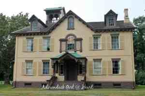 President Martin Van Buren Home & Claverack Side Trip