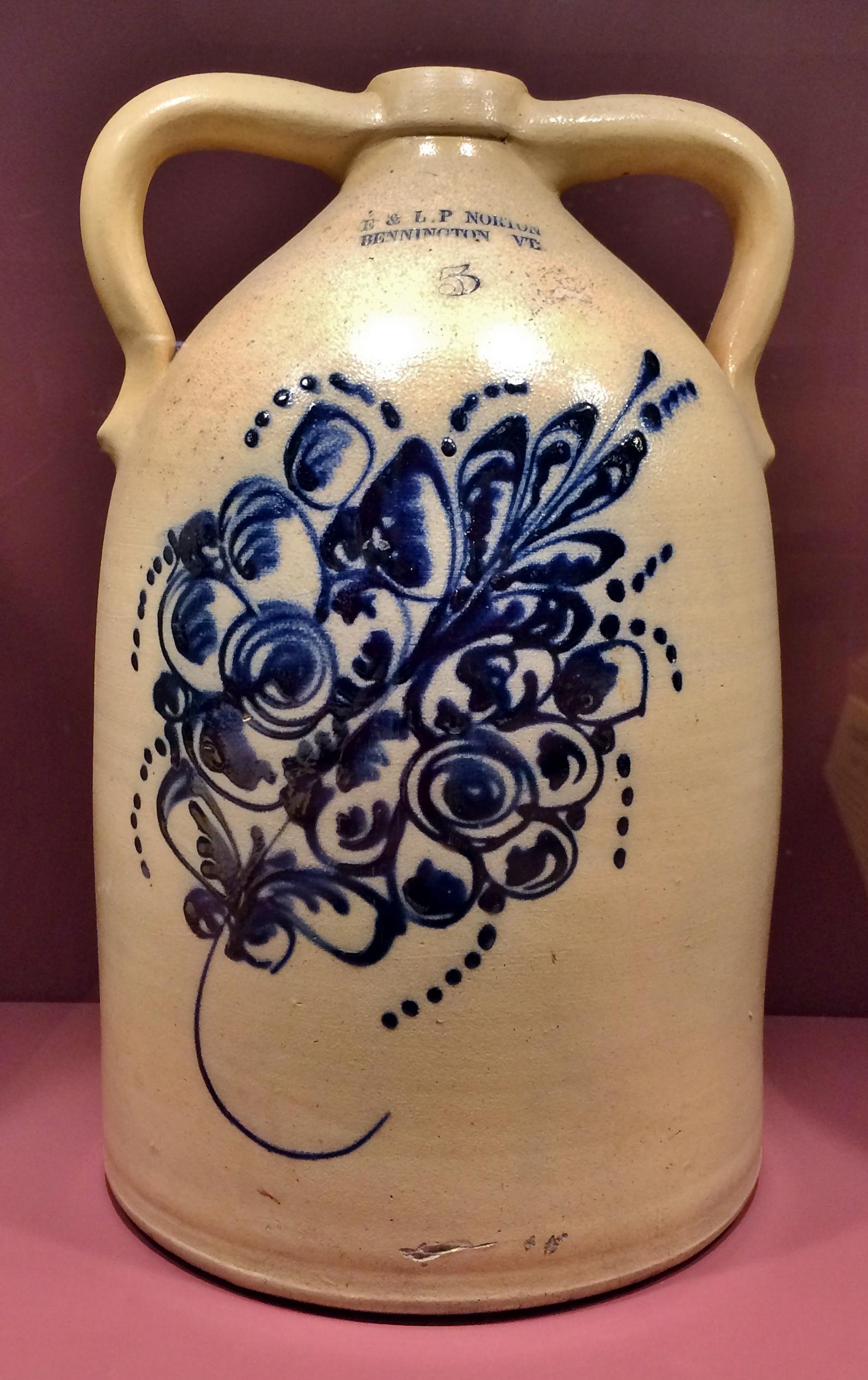 Bennington Pottery (2)