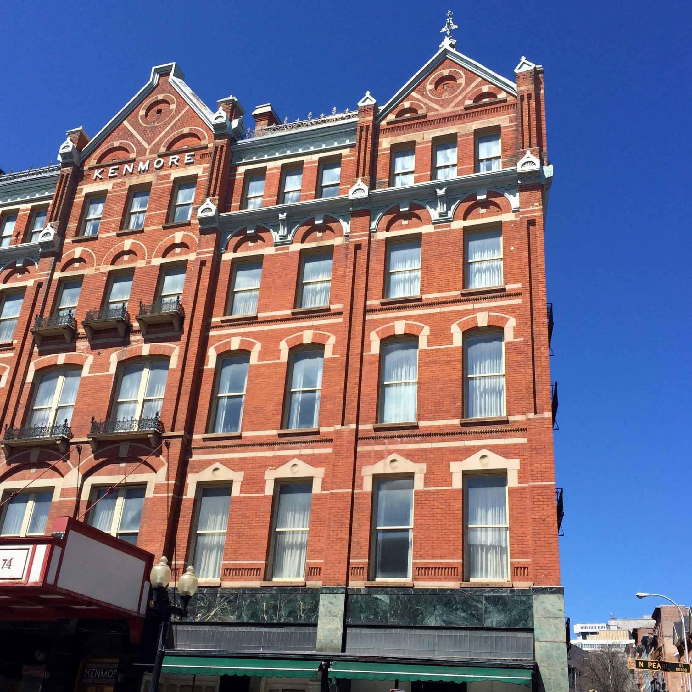 Kenmore Hotel Albany NY