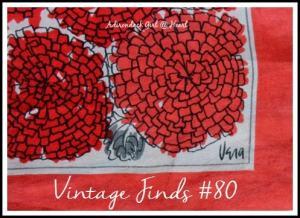 This Week's Vintage Finds #80