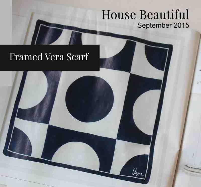 house beautiful article about vera neumann