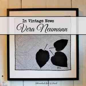 In Vintage News: Vera Neumann