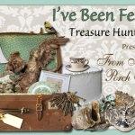 treasure hunt thursday button