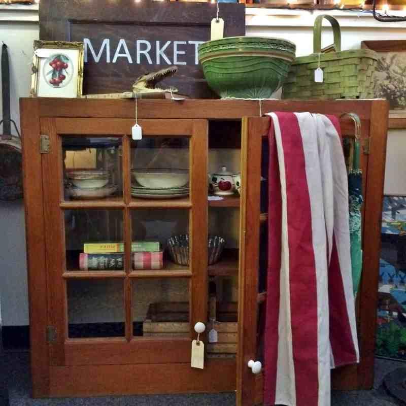 antique booth