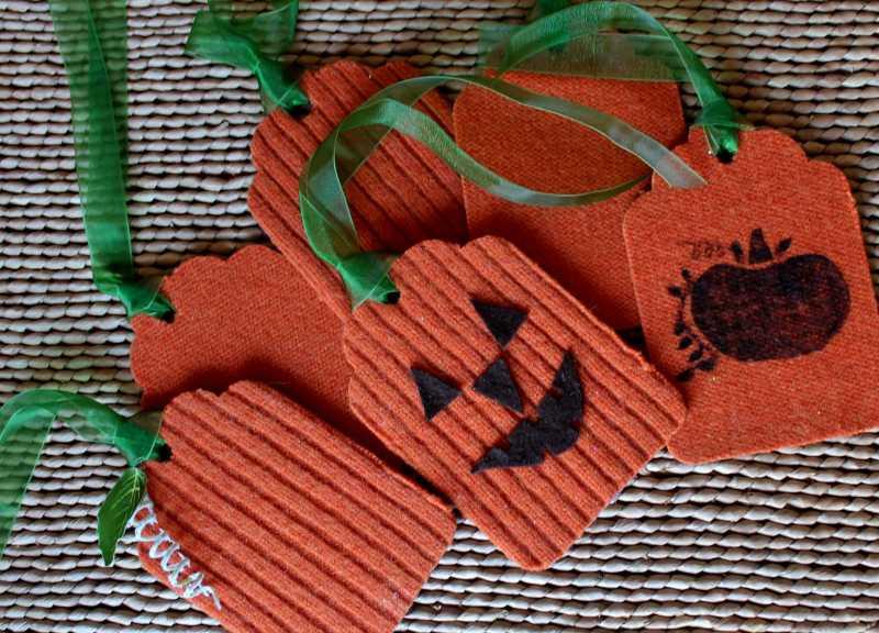 orange sweater tags