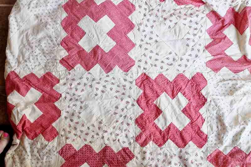 Patchwork quilt, c.1930s