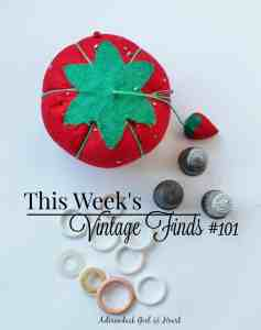 This Week's Vintage Finds #101