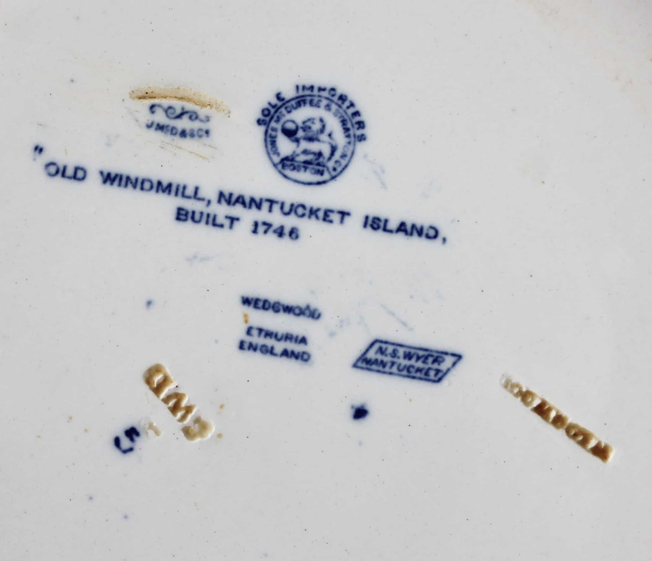 wedgwood mark