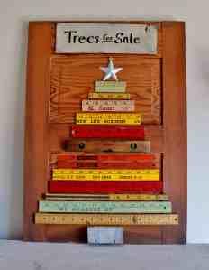 My Junky Vintage Christmas Tree