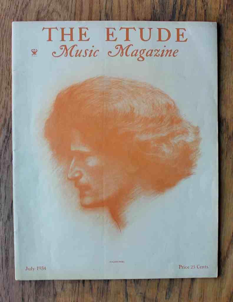 The Etude Magazine