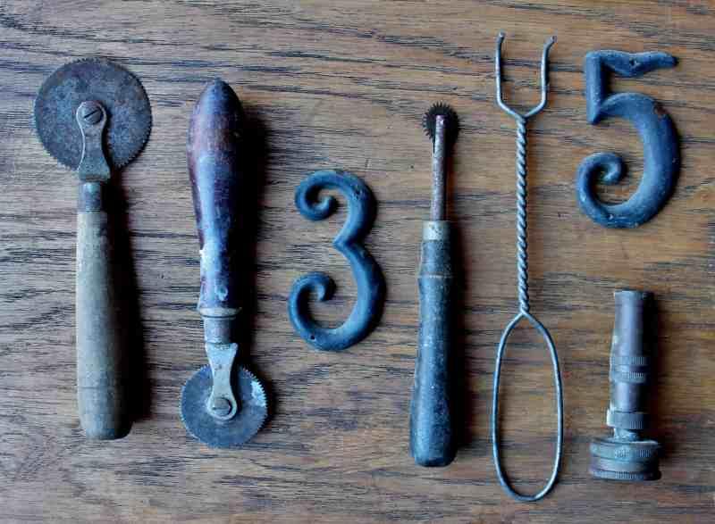 Misc. vintage finds