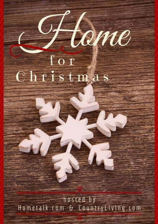 Home for Christmas at Adirondack Girl @ Heart