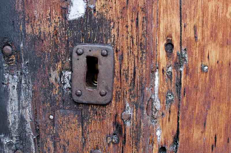Keyhole, Old Stone Fort