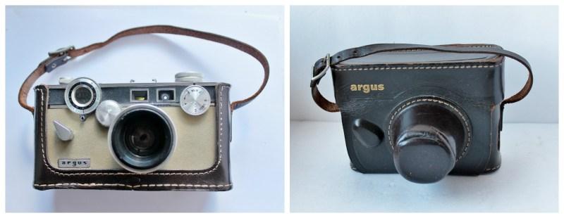 Vintage Argus 35 mm Camera