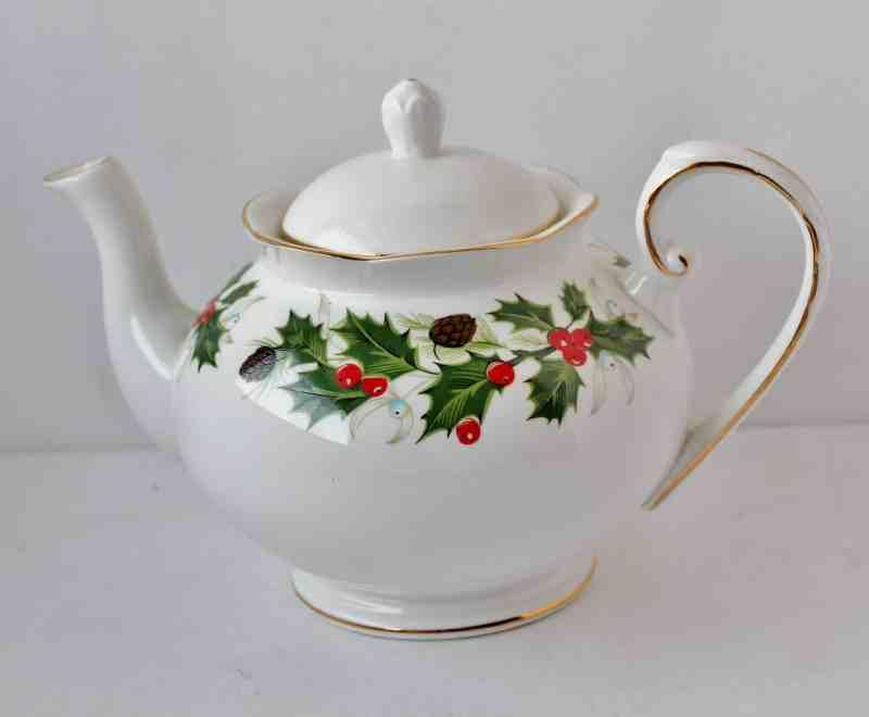 Vintage Royal Grafton China Teapot