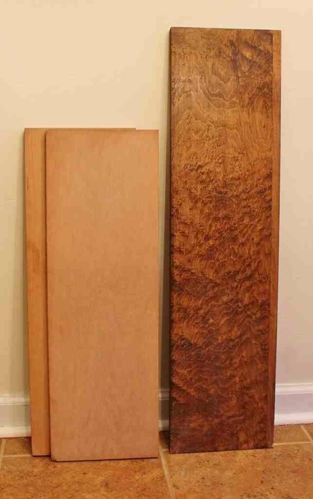 Scrap Wood from Habitat for Humanity ReStore