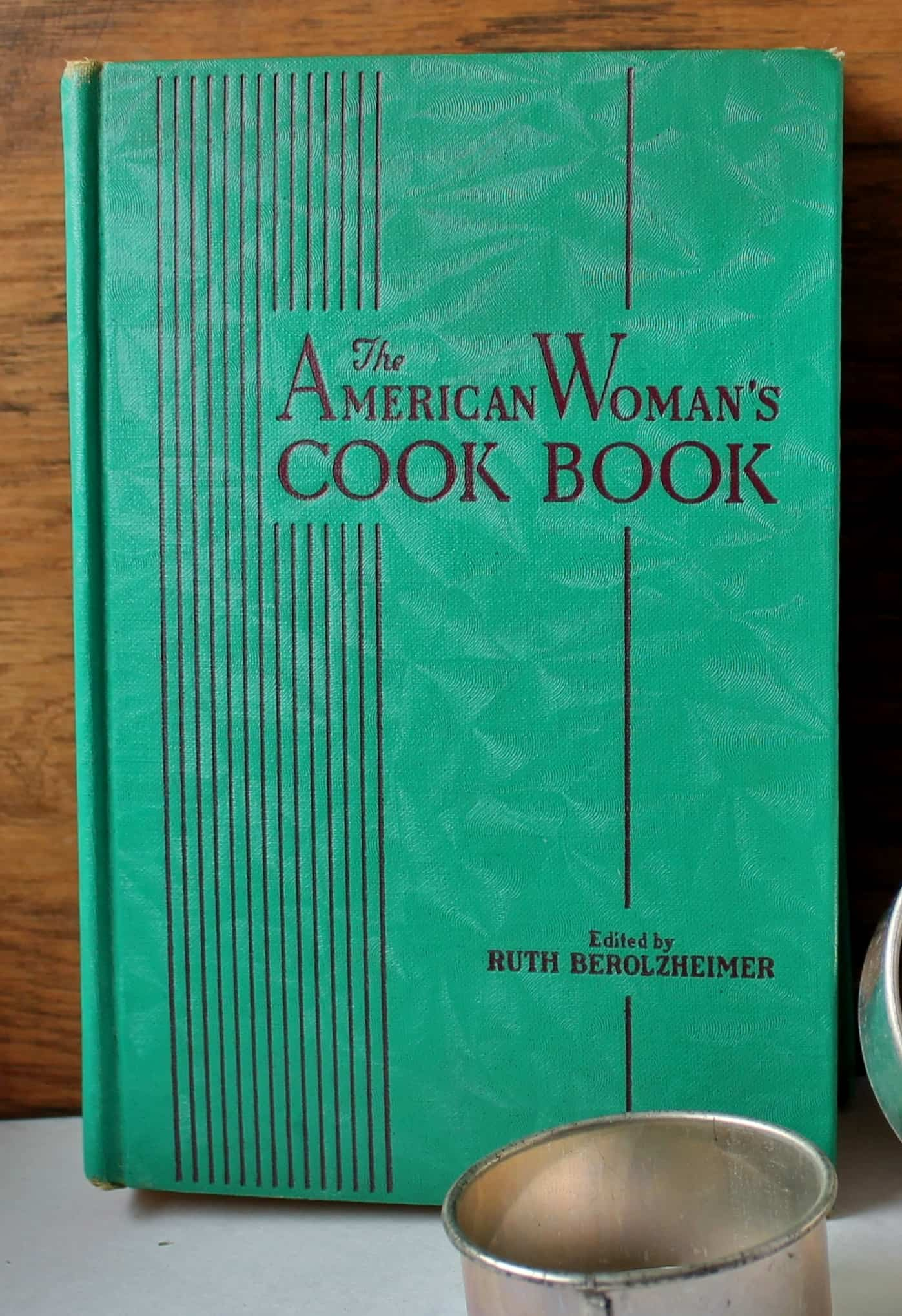 Antique & Vintage Cookbook Price Guide - Adirondack Girl @ Heart