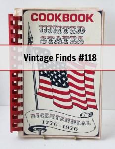 This Week's Vintage Finds #118