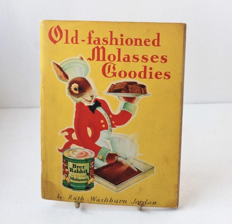 Vintage 1934 Brer Rabbit Molasses Cooking Pamphlet