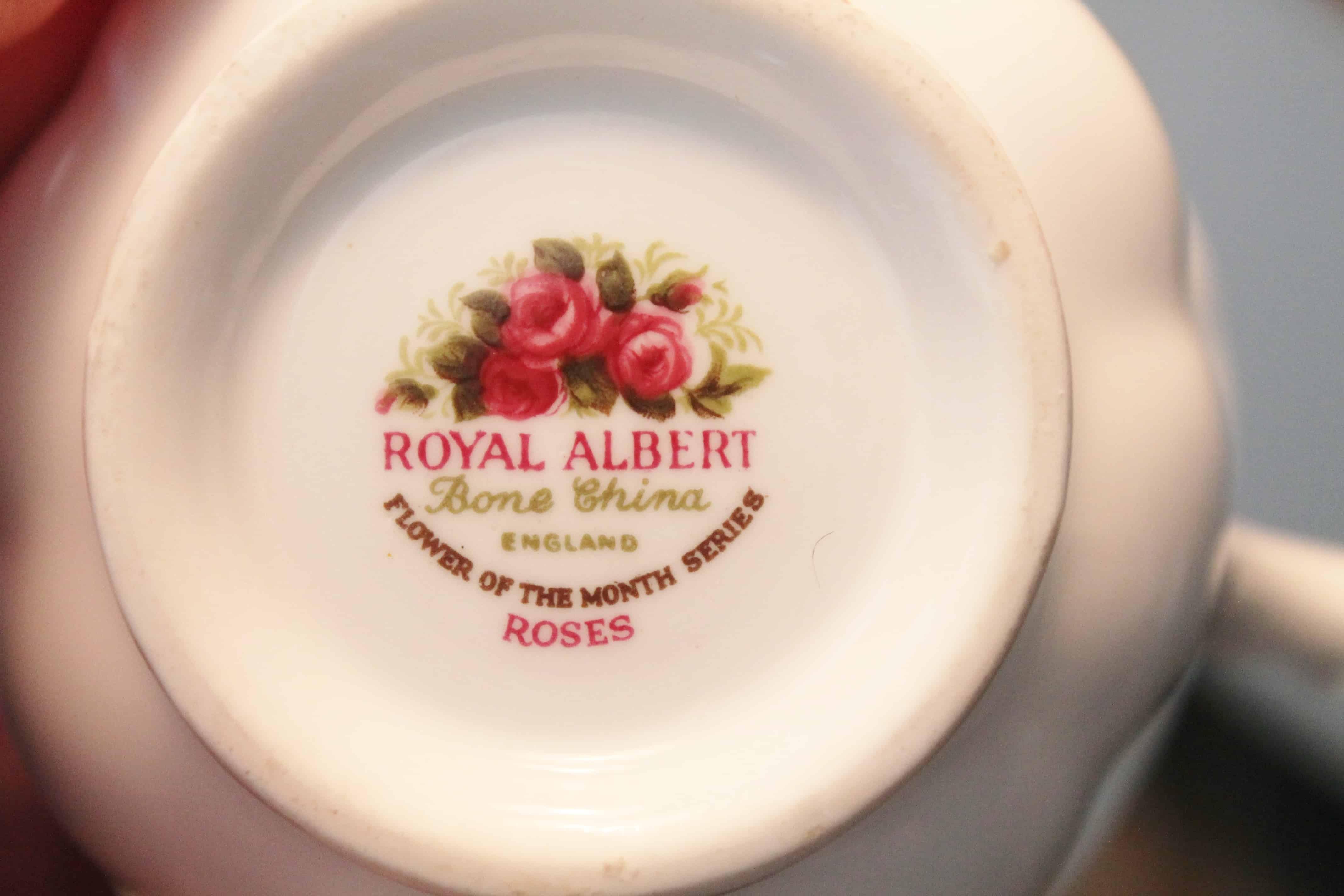Royal Albert mark