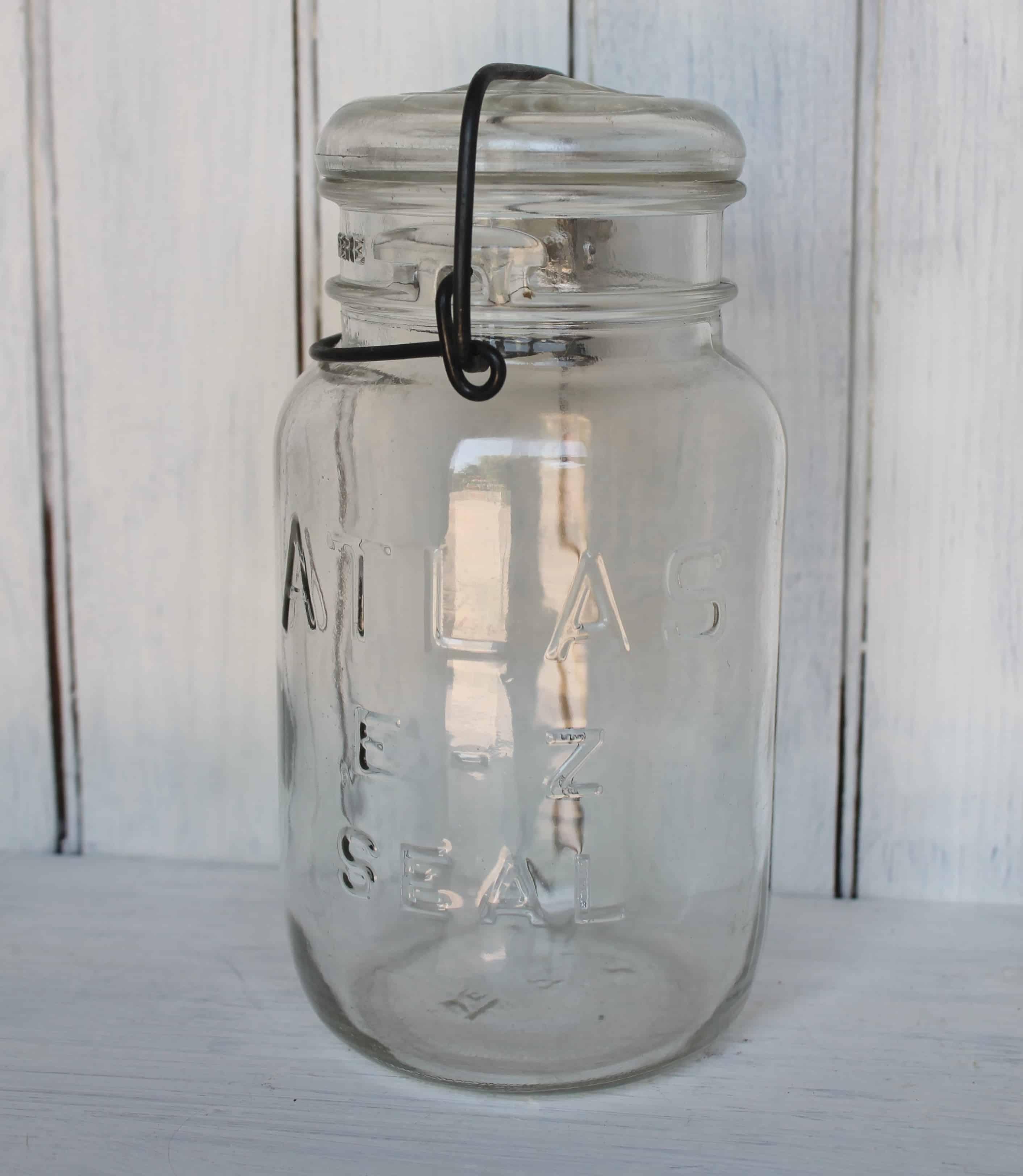What are Ball Jars Kerr Jars Mason Jars