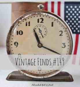This Week's Vintage Finds #149
