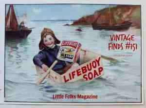 Vintage Finds #151 [Little Folks Antique Magazines]