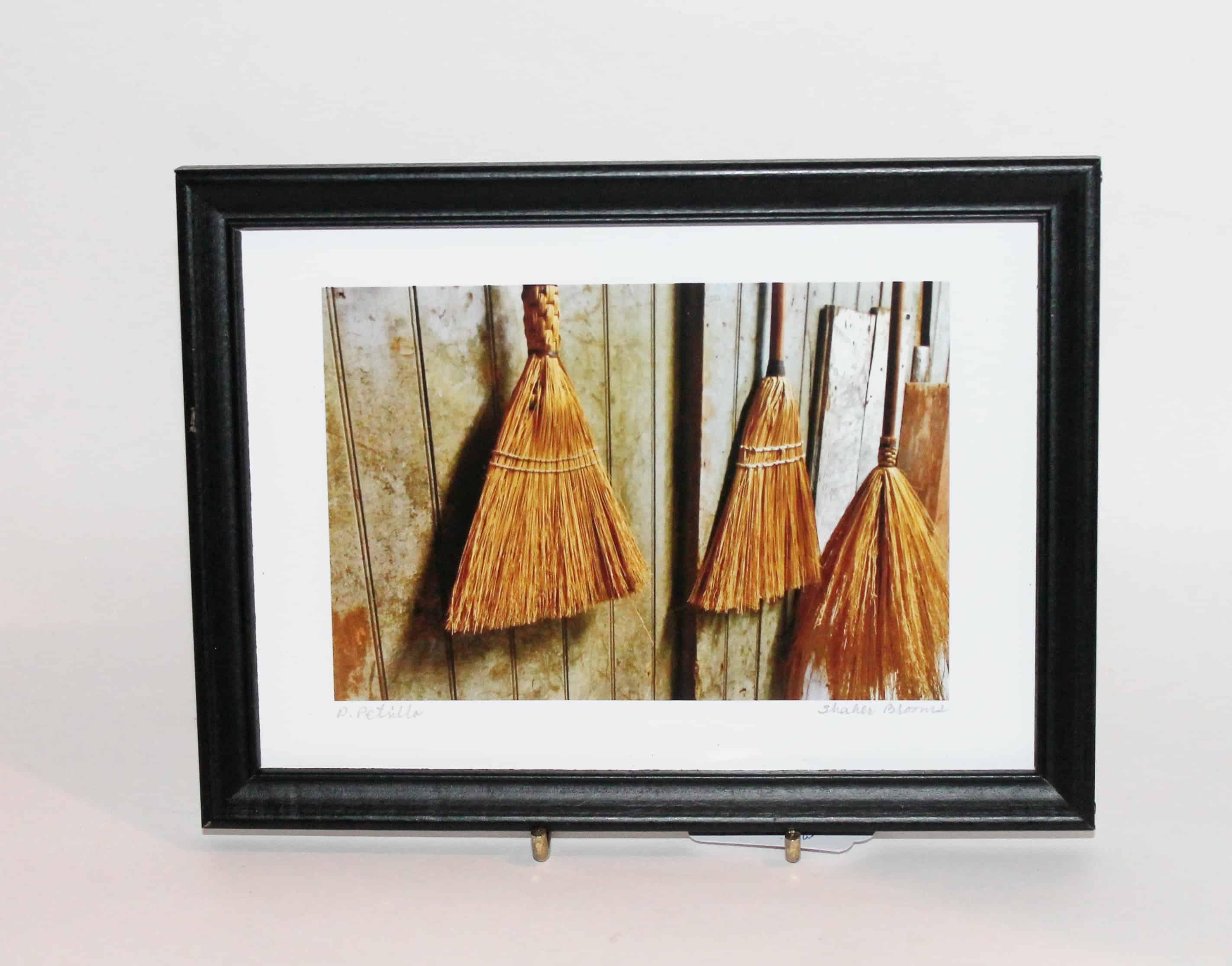 Shaker brooms