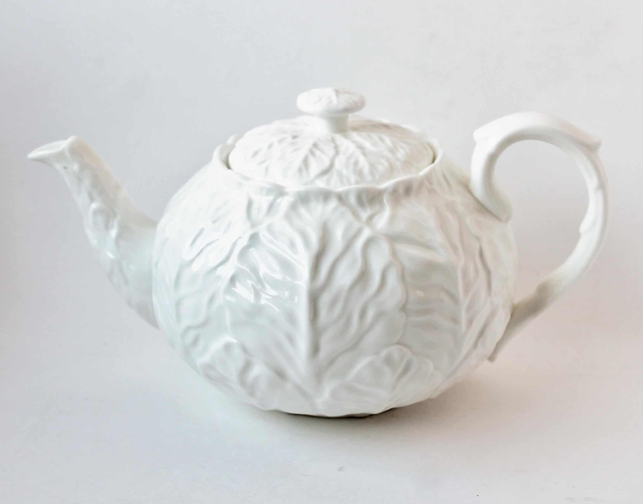 Vintage Find: English teapot