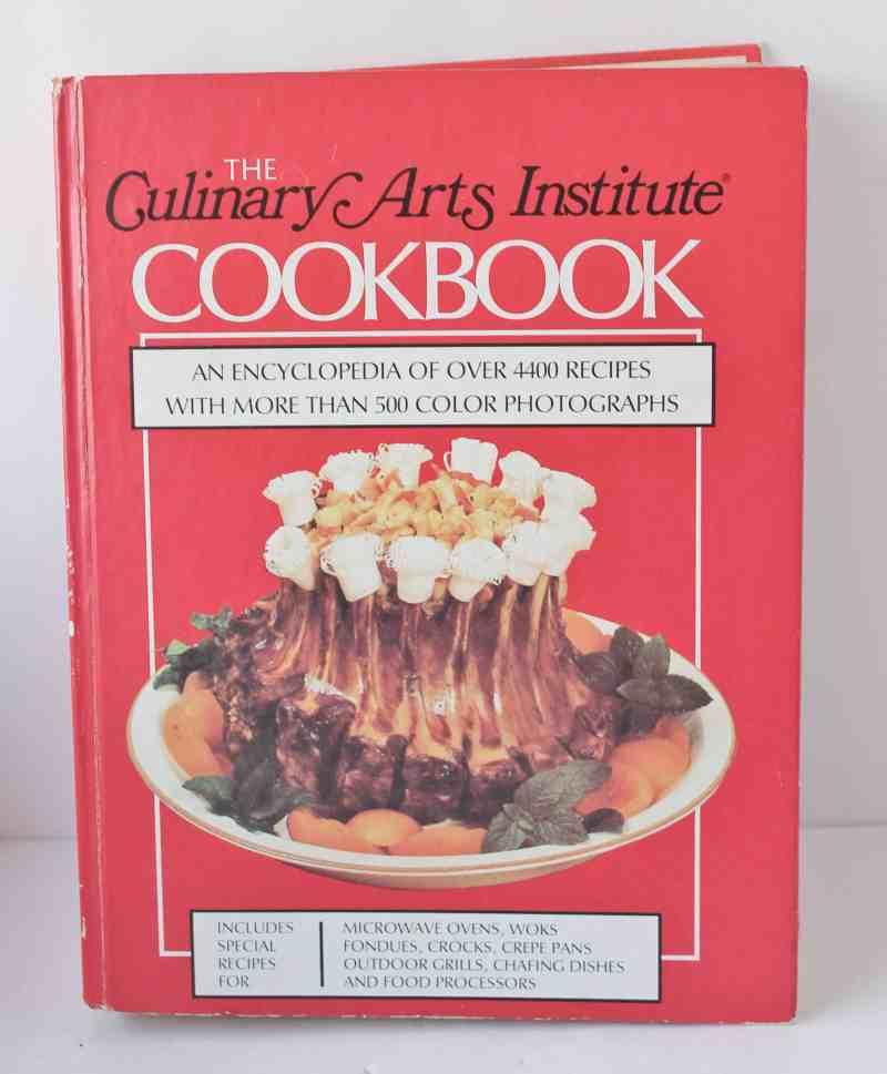Culinary Arts Institute Cookbook