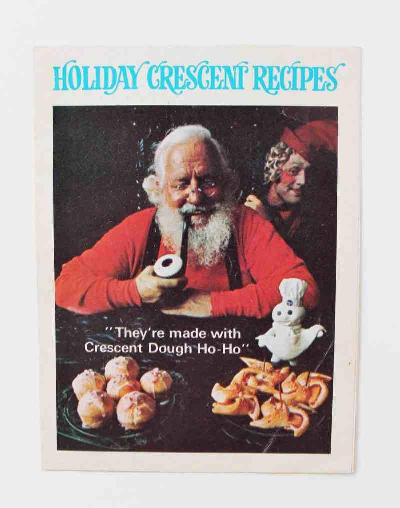vintage pillsbury cresent roll recipes