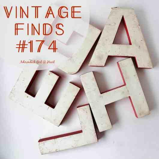 Vintage Finds #174
