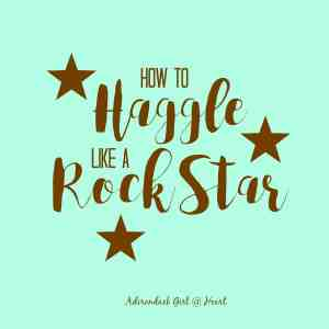 How to Haggle Like a Rock Star