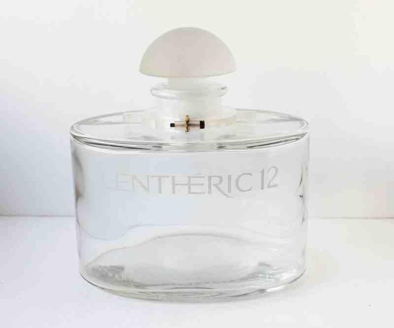 lentharic perfume flacon