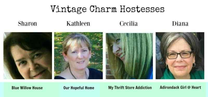 Vintage Charm Hostesses