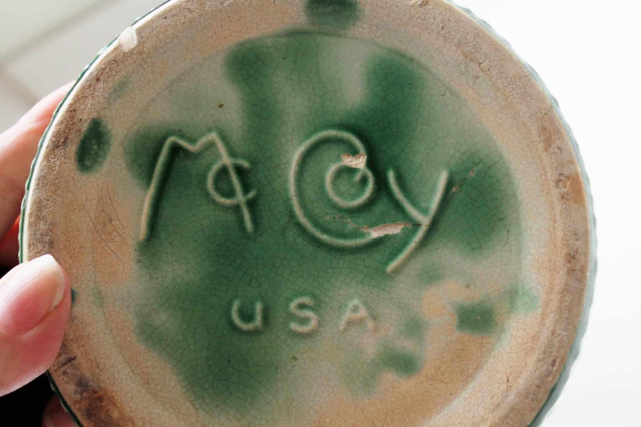vintage mcCoy mark