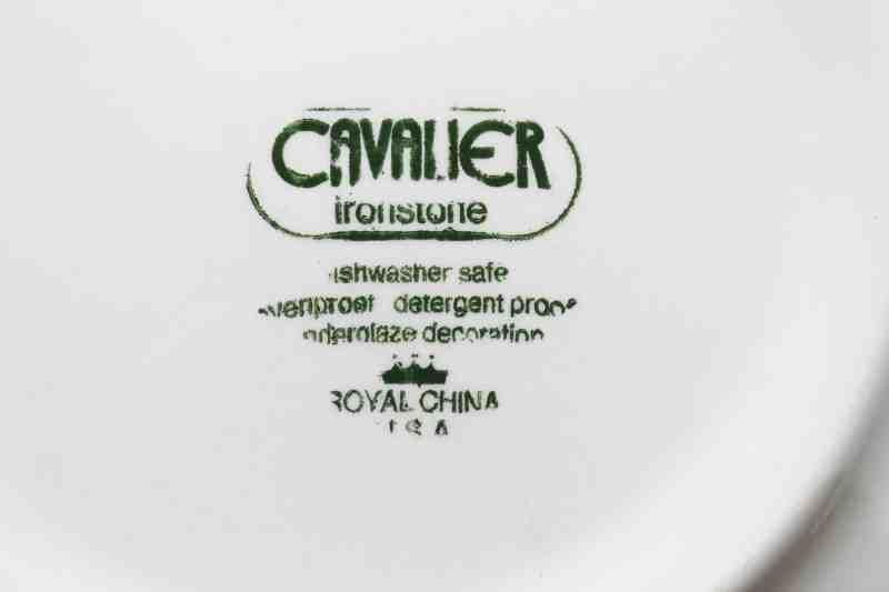 royal china cavalier mark