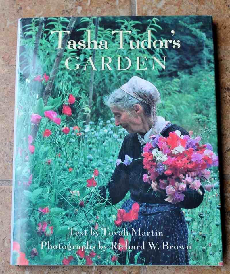 Tasha Tudor garden book
