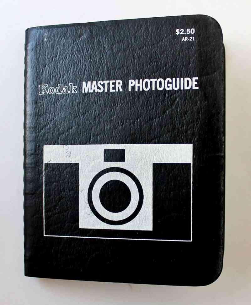 Vintage Kodak Master Photoguide