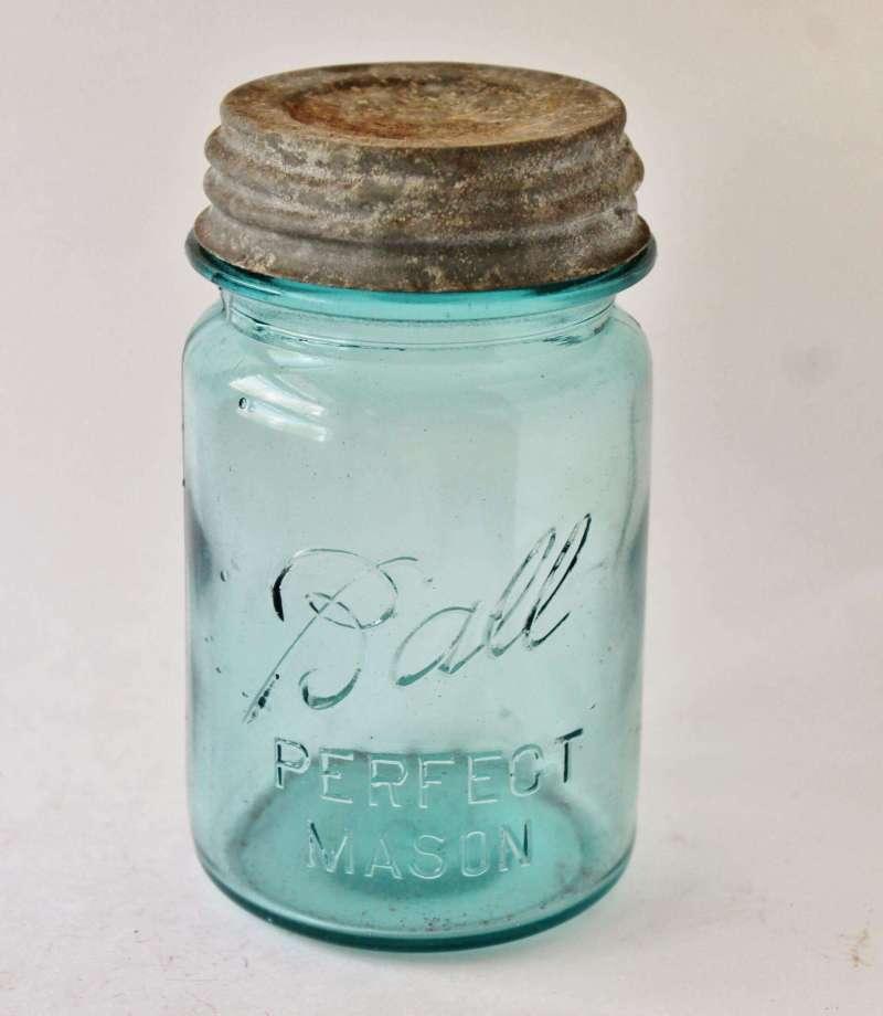 vintage ball canning jar
