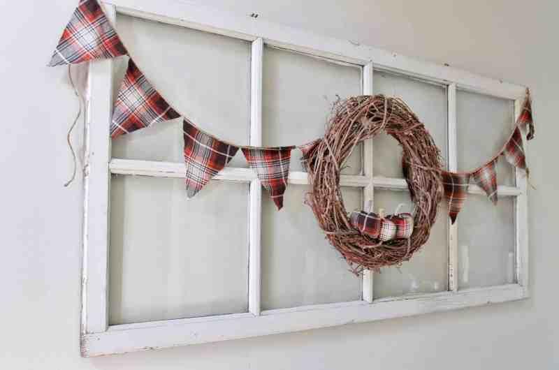 flannel shirt bunting