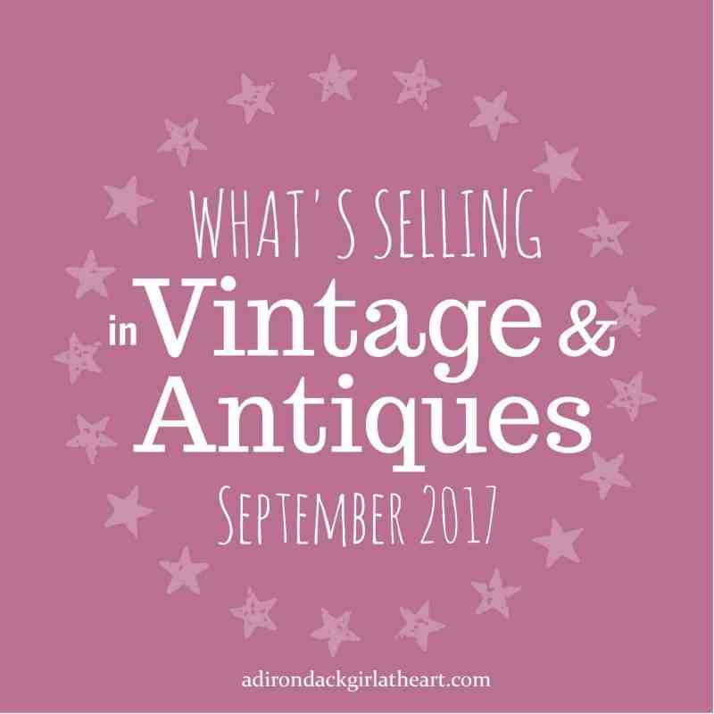 vintage and antique sales