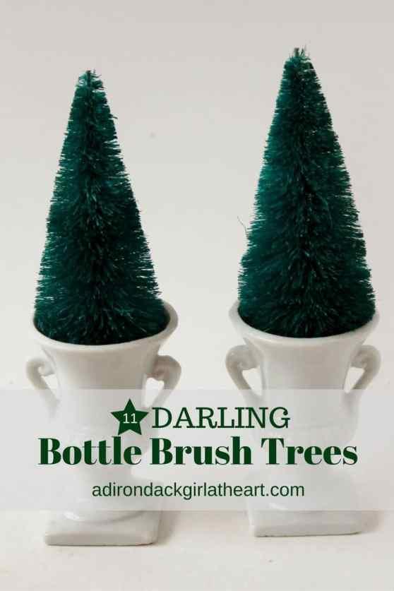 darling bottle brush trees adirondackgirlatheart.com