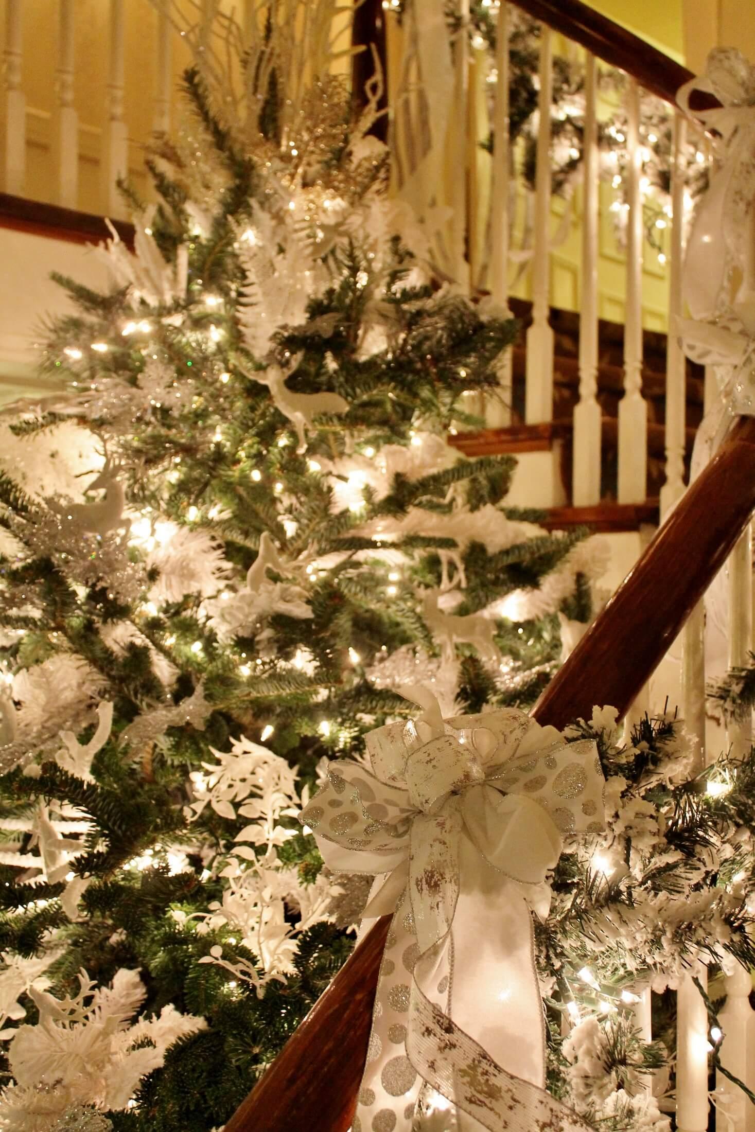 equinox resort christmas tree