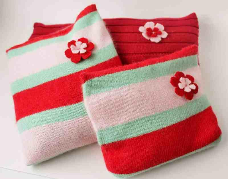 homemade heating pads
